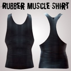 Mister B Rubber Muscle Shirt S