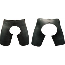 Fisting Short XL latex 0 4 mm noir