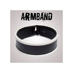 Armband Laced White M